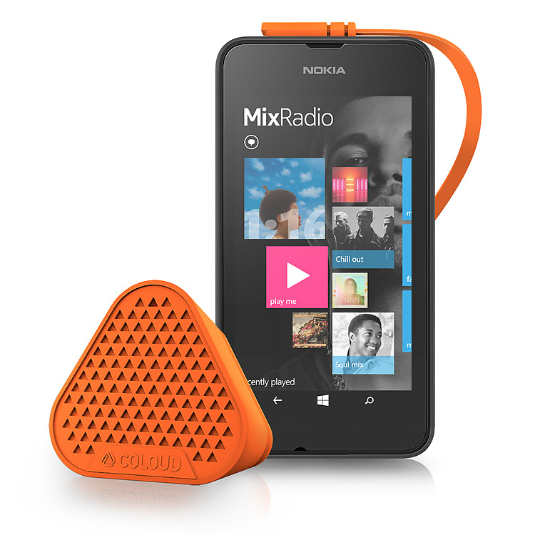 Coloud Bang MD 1C portable speaker pics