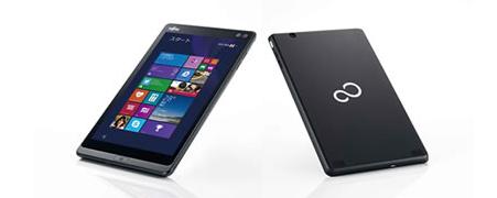 Fujitsu Arrows Tablet pics