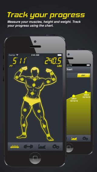 Gym Machine App