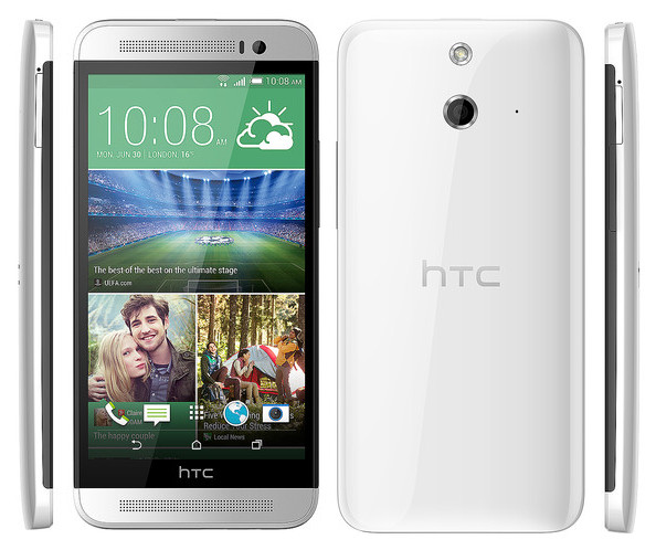 HTC One E8 dual-sim pictures
