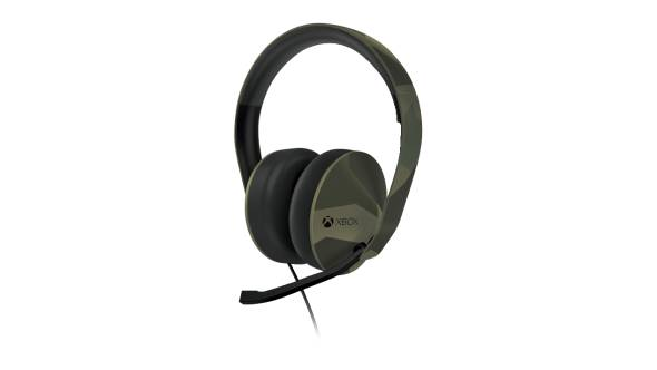 XboxOne armed forces Stereo Headset pictures