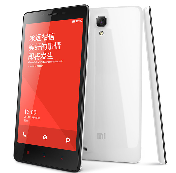 Xiaomi Redmi Note pictures