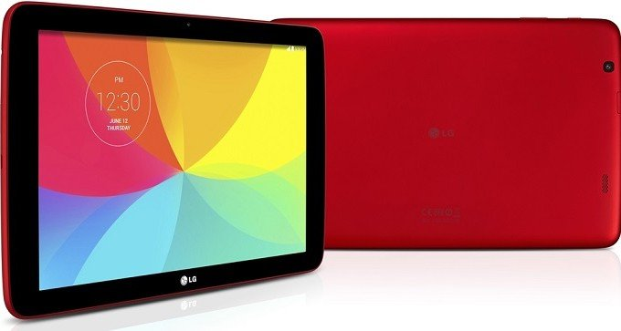 LG G Pad 10.1 pictures