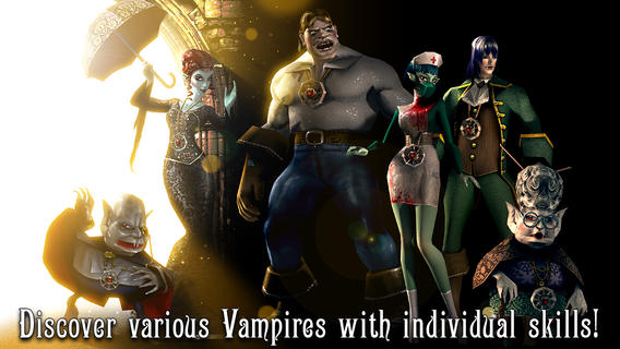 shadow vamp game full