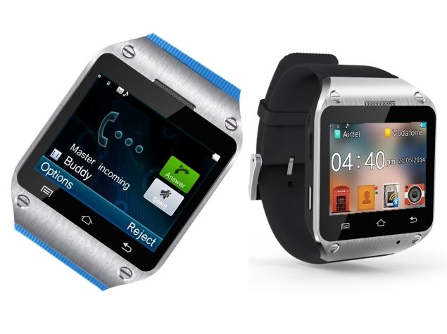 spice smart pulse - smart watch pictures