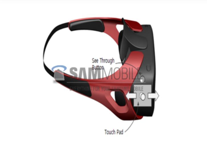 virtual reality headset - samsung gear vr