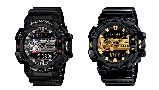 Casio G-Shock GBA-400 watch