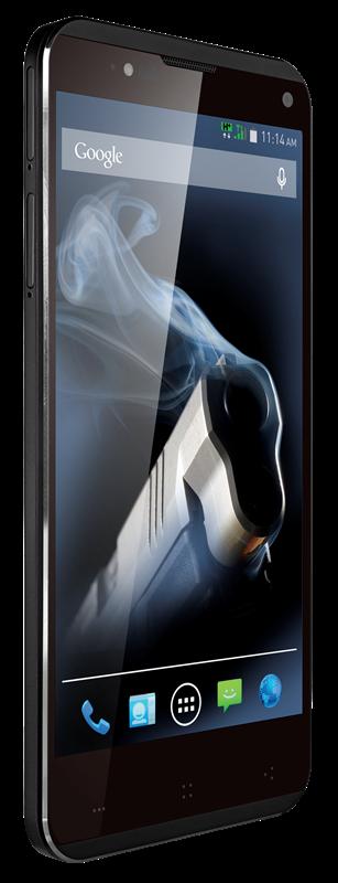 XOLO Play 8X-1200 front view pics