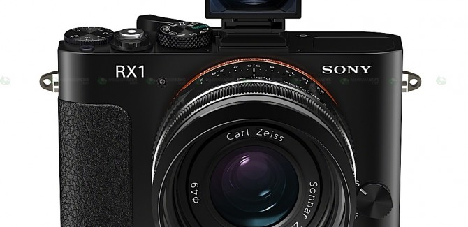 Sony Cyber-shot RX1 Digital Camera Images