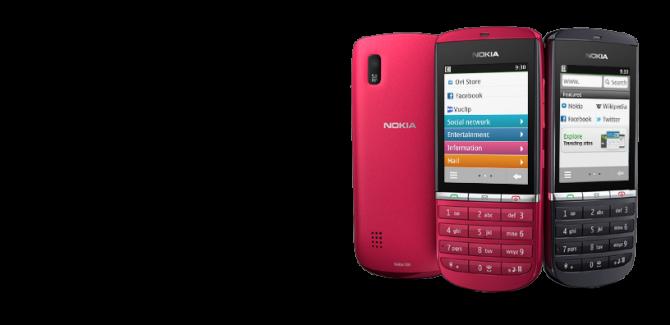 Nokia Asha 300 Specs, Pictures, India Price