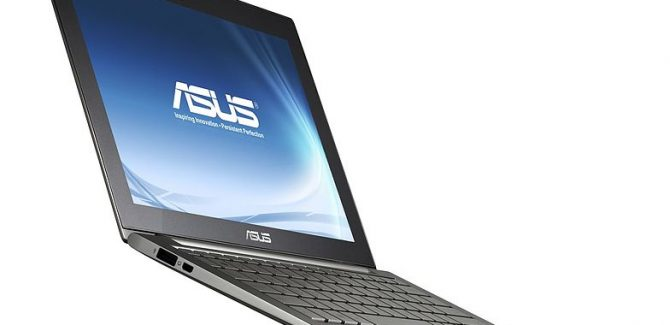 Asus X21 Ultrabook