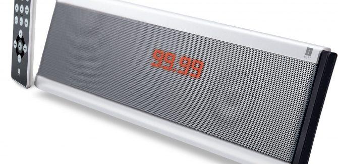 iBsll Blue Fi X7 Portable Bluetooth Speaker
