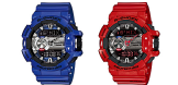 Casio G-Shock GBA-400 watch - Blue, Black