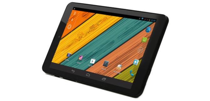 Digiflip Pro XT 712 Tablet landscape