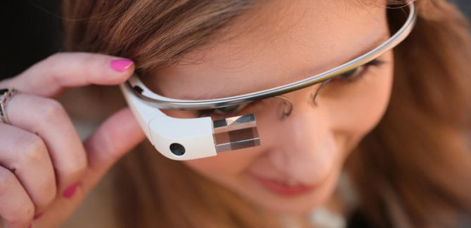Google Glass with 2GB RAM Pictures