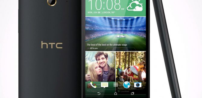 HTC One E8 black pictures