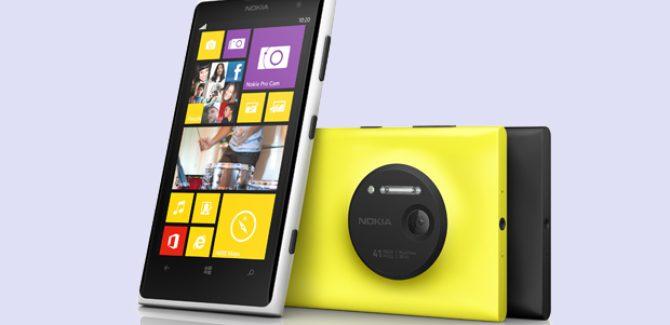 Nokia Lumia 1020 pics