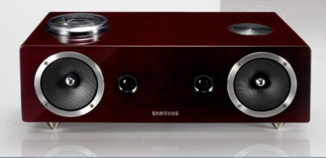 Samsung DA-E750 Audio Deck SPecs, Pictures, India US Price