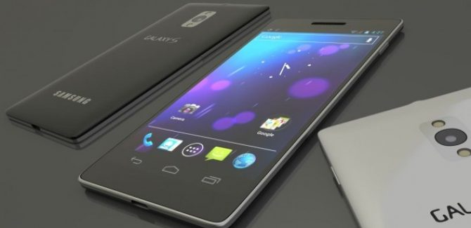 Samsung Galaxy S4 Pictures