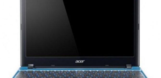 Acer Aspire One 756 Netbook with Celeron / Pentium Processor