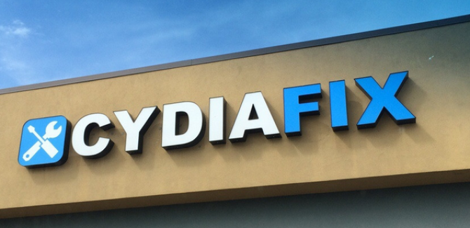 Local Mobile Repair Store Names Itself Cydia!
