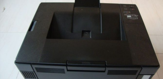 Dell 1250c Laser Printer