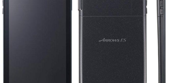 Fujitsu-Toshiba Arrows - World's Thinnest Smartphone