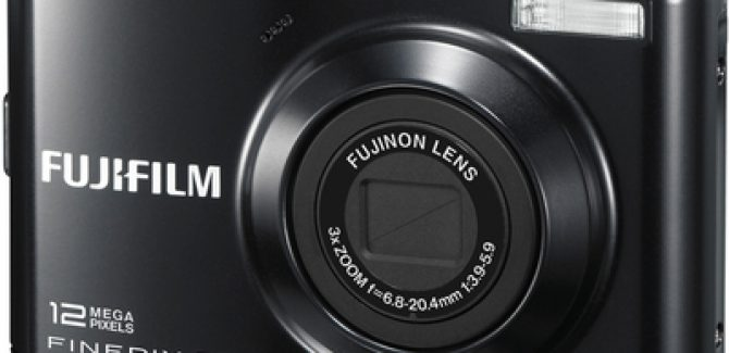 FujiFilm Finepix C20