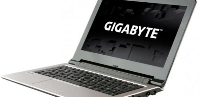 gigabyte q21 laptop pics