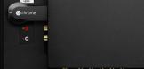 Google Chromecast Connected to TV via HDMI port