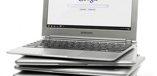 New Google Series 3 Chromebook by Samsung