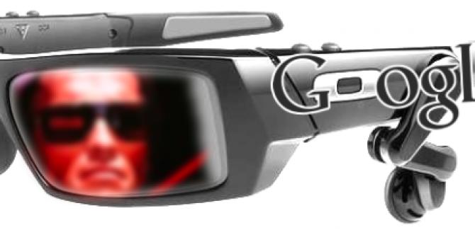 Google Goggles Specs, Pictures