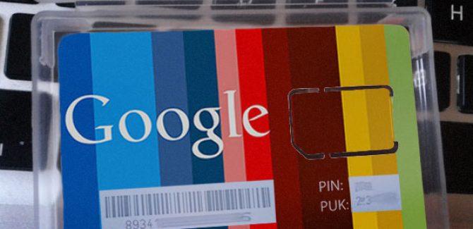 Google SIM Card