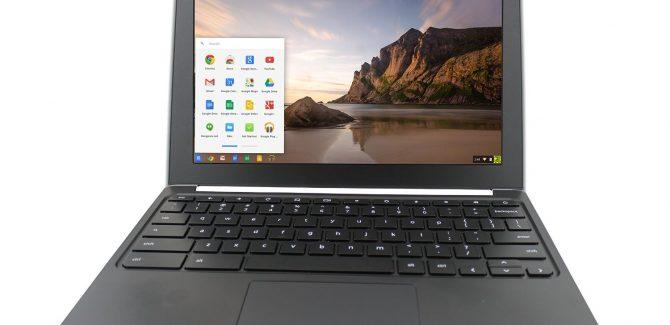 HEXA Chromebook Pi Front Pics