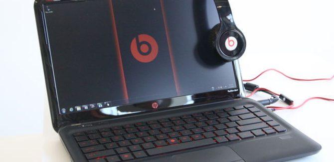 HP DM4 Beats laptop