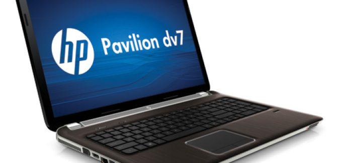HP Pavilion dv7t, dv6t Laptop - specs, images