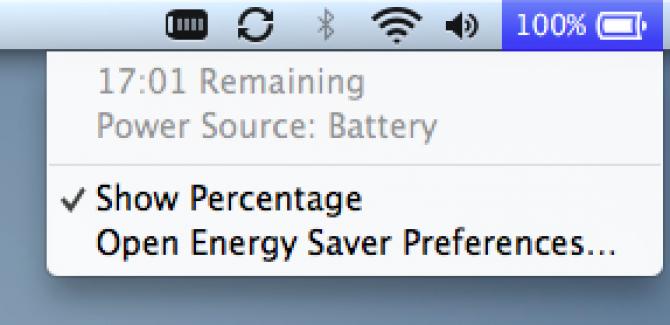 Macbook Air Battery Life - 17 hours