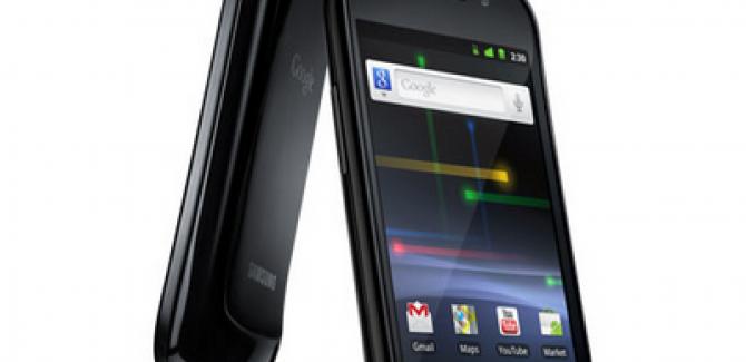 Google Nexus S - Made by Samsung