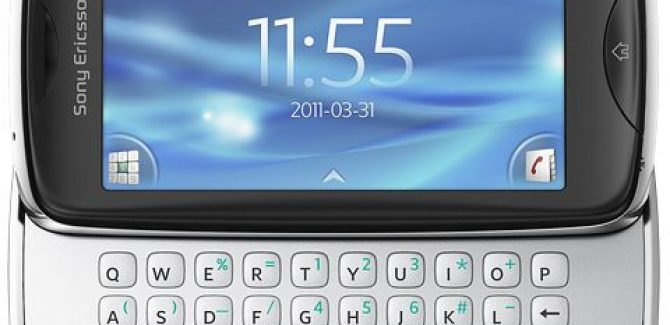 Sony Ericsson Txt Pro - Made for Text Messaging enthusiasts