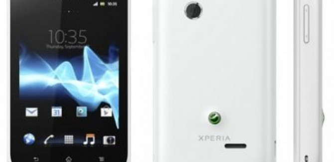 Sony Xperia Tipo & Tipo dual Pictures