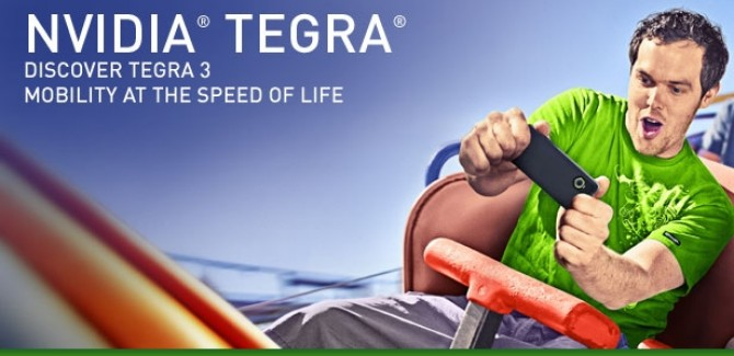 Tegra 3 Chips for Mobile Devices from Nvidia