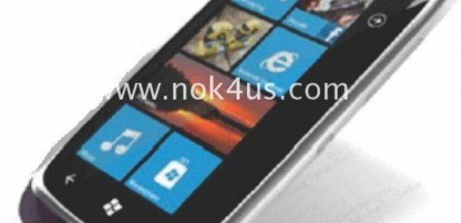 leaked Lumia 610 image, specs, price