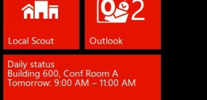 Windows Phone 7 demo on Android & iOS