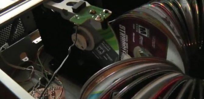 XBOX 360 - Auto Disc Changer