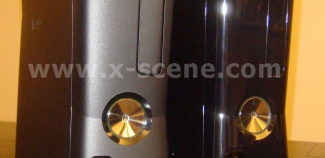 XBOX 360 Gaming Console: Matte V/S Glossy